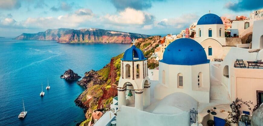 Resa och semestra i Grekland
